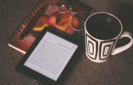 E-bøger er min trofaste følgesvend på farten, på ferien og på fridage