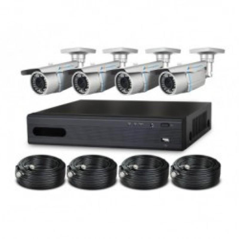 Bliv opdateret i forhold til videoovervågning og kameraer